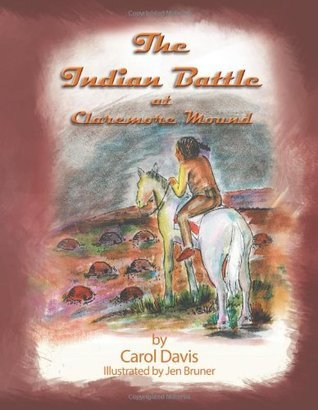 The Indian Battle at Claremore Mound