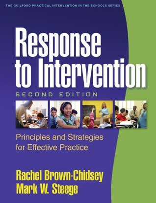 Response to Intervention, Second Edition: The Guilford Practical Intervention in the Schools (2)