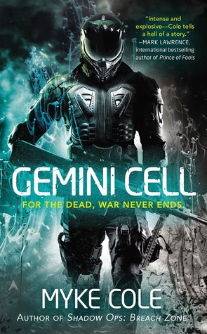 Gemini Cell by Myke Cole