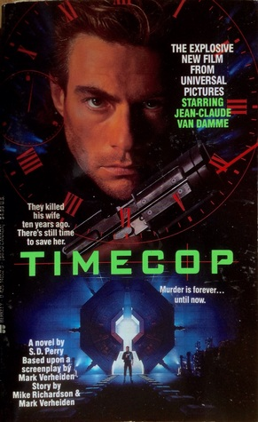 Timecop by S.D. Perry