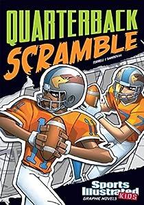 Quarterback Scramble (Sports Illustrated Kids Graphic Novels)