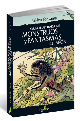 Guía ilustrada de monstruos y fantasmas de Japón