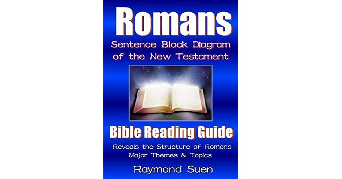 Romans - Sentence Block Diagram