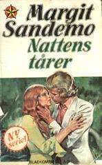 Nattens tårar (Sandemoserien, #3) by Margit Sandemo