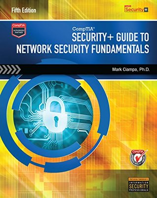 CompTIA Security+ Guide to Network Security Fundamentals