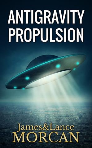 Book cover antigravity propulsion