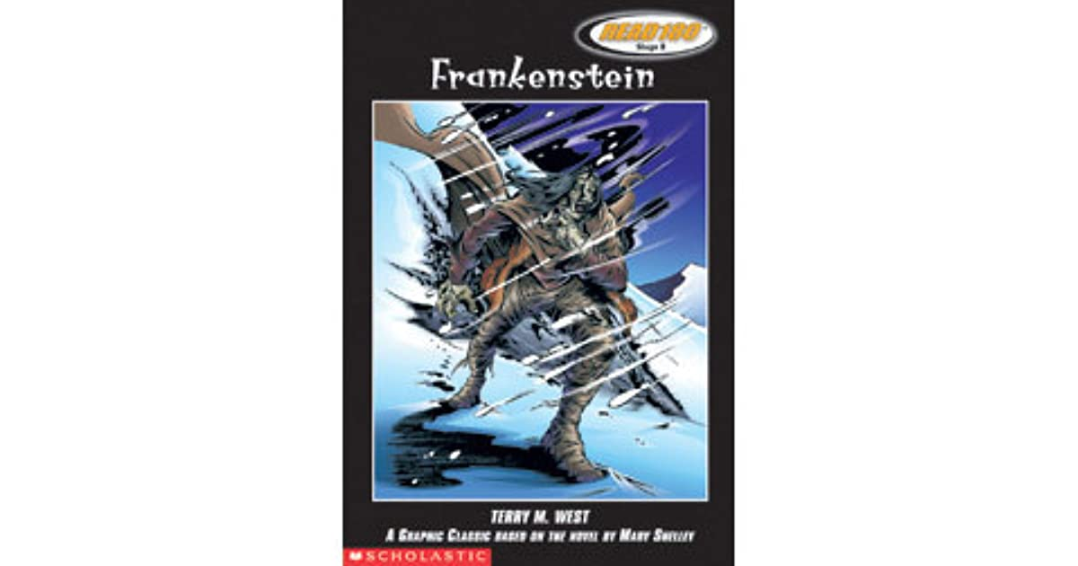 Frankenstein a graphic classic by terry m west fandeluxe Image collections