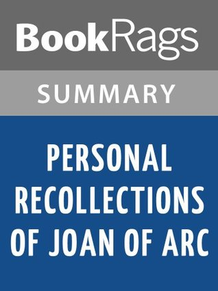 Personal Recollections of Joan of Arc by Mark Twain | Summary & Study Guide
