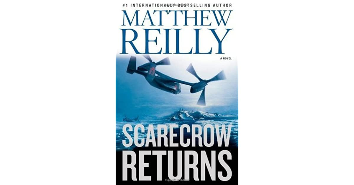 an analysis of matthew reillys book scarecrow