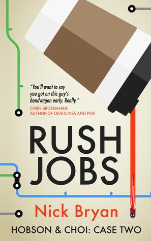 Rush Jobs (Hobson & Choi #2)