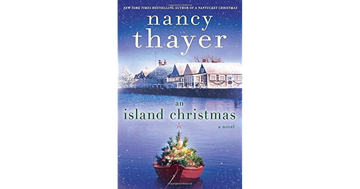 An island christmas by nancy thayer fandeluxe Images