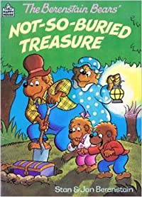Not So Buried Treasure: The Berenstain Bears