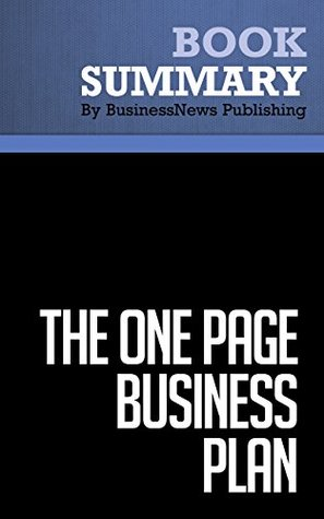 simple business plan example pdf