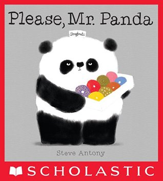 Please, Mr. Panda by Steve Antony