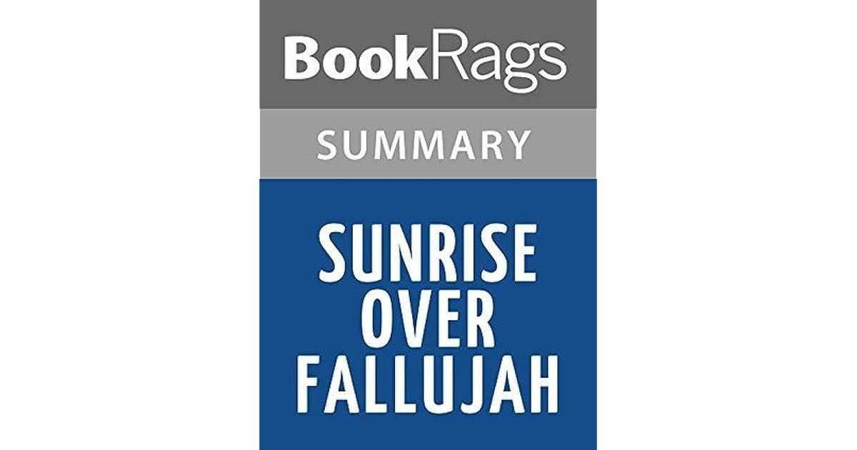 Sunrise Over Fallujah By Walter Dean Myers L Summary Study