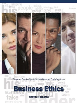 Business Ethics: Pinpoint Leadership Skill Development Training Series