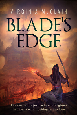 Blade's Edge by Virginia McClain