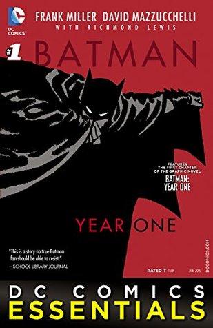 DC Comics Essentials: Batman: Year One (2014-) #1