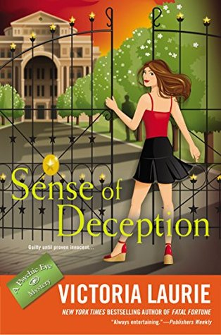 Sense of Deception (Psychic Eye Mystery, #13)