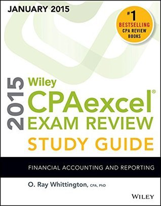 Wiley CPAexcel Exam Review 2015 Study Guide (January) Financial Accounting and Reporting