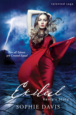Exiled: Kenley's Story (Talented Saga, #5)