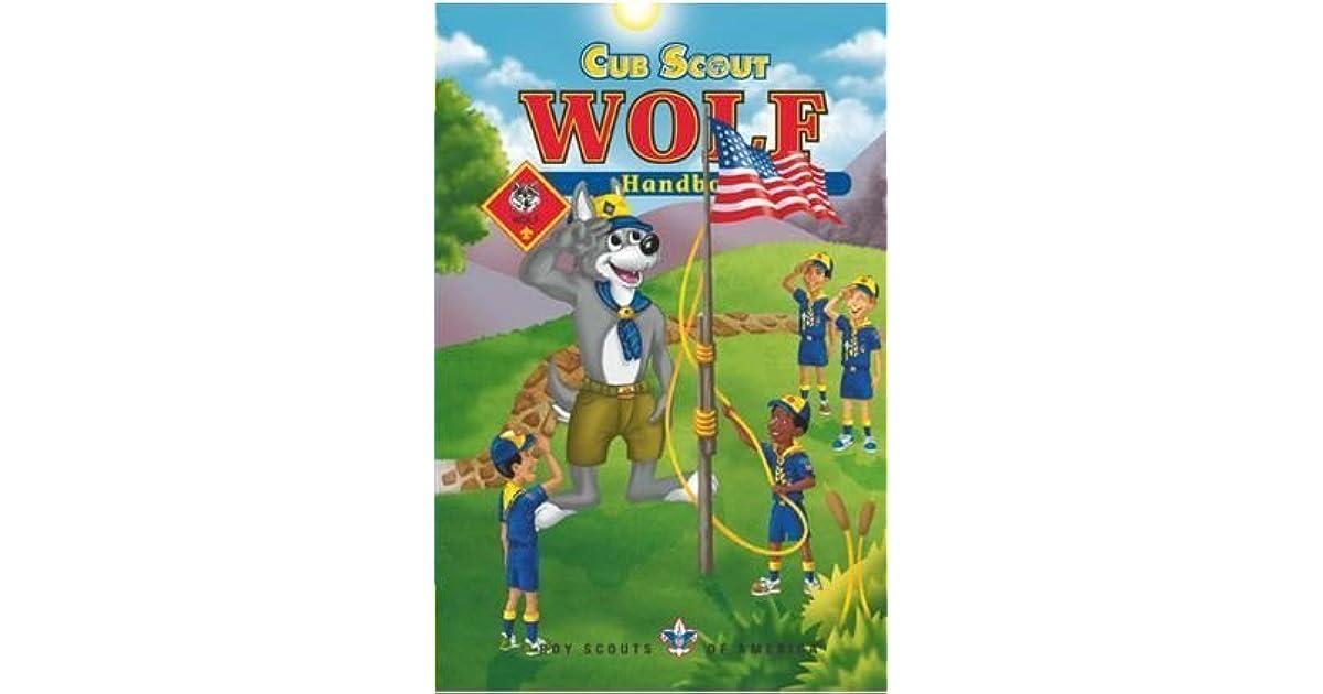 cub scout wolf handbook pdf