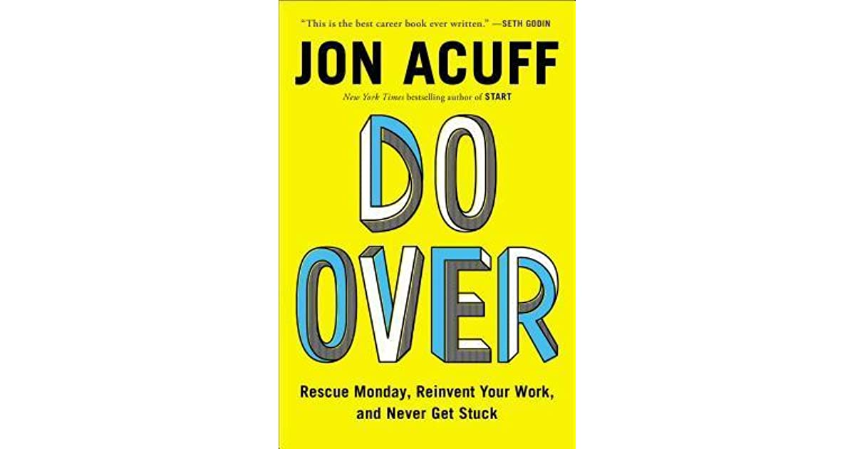 Jon Acuff Start Ebook