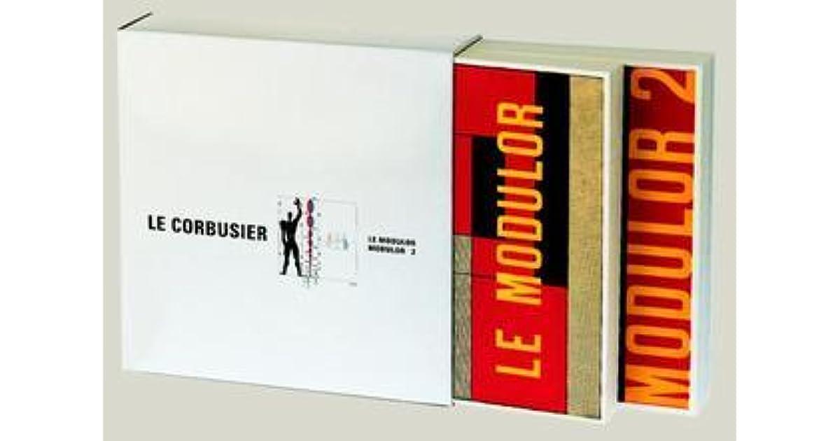 le corbusier le modulor and modulor 2 by le corbusier. Black Bedroom Furniture Sets. Home Design Ideas