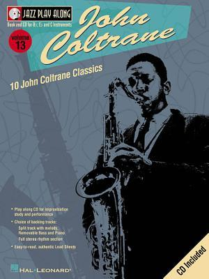 John Coltrane: Jazz Play-Along Volume 13