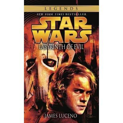 Labyrinth of Evil (Star Wars: The Dark Lord Trilogy, #1 ... Labyrinth Of Evil