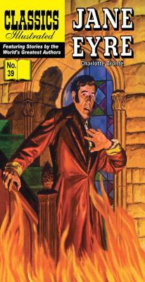 Jane Eyre (Classics Illustrated, #39)