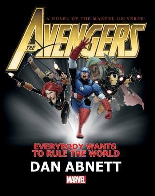 Avengers by Dan Abnett