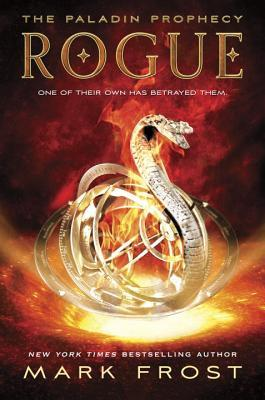 Rogue (The Paladin Prophecy, #3)