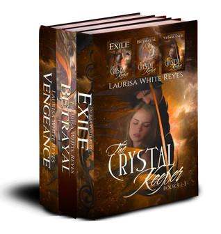 The Crystal Keeper (Crystal Keeper #1-3)