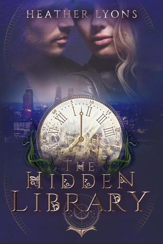 The Hidden Library (The Collectors' Society, #2)