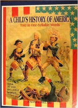 A Child's History of America by Josephine Pollard