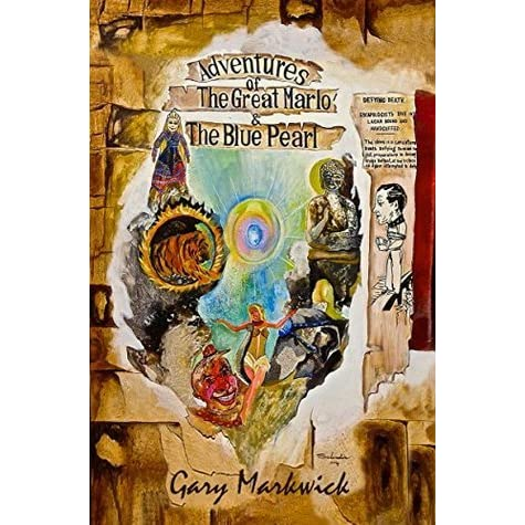 Read Adventures Of The Great Marlo The Blue Pearl By Gary Markwick