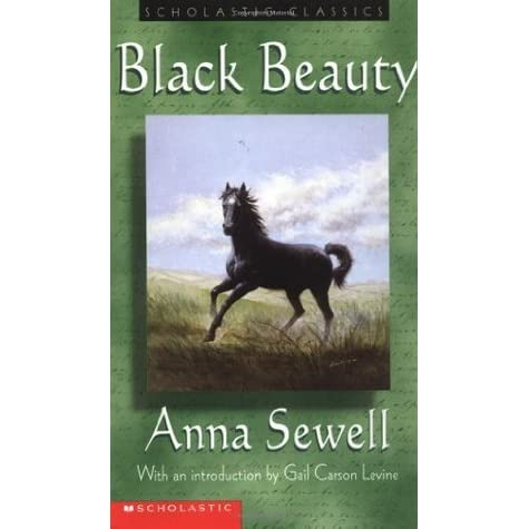 has book report on black beauty The fates of horses, and the people who own and command them, are revealed as black beauty narrates the circle of his life.