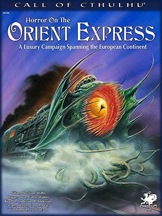 Horror on the Orient Express: A Luxury Campaign Spanning the European Continent