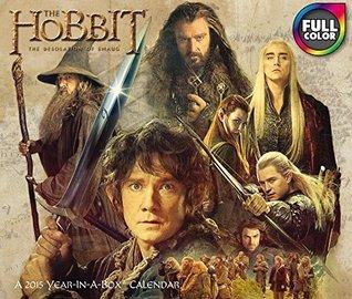 NOT A BOOK The Hobbit Boxed Calendar (2015)