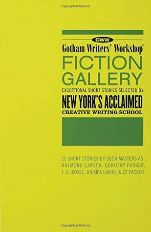 Gotham Writers' Workshop Fiction Gallery