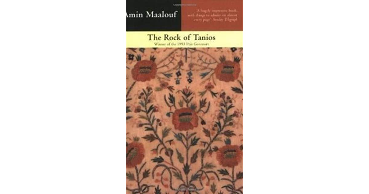 Elio Mouhanna's review of The Rock of Tanios