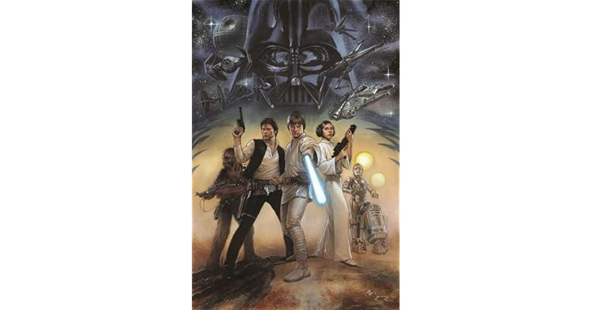 Star Wars Episode Iv A New Hope By Roy Thomas