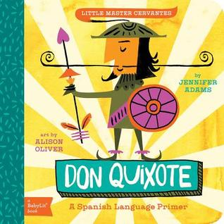 Don Quixote by Jennifer Adams