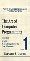The Art of Computer Programming, Volume 1, Fascicle 1: MMIX -- A RISC Computer for the New Millennium