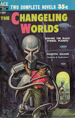 Image result for Kenneth Bulmer: The Changeling Worlds.