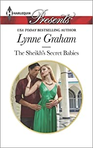 The Sheikh's Secret Babies (Bound by Gold #2)
