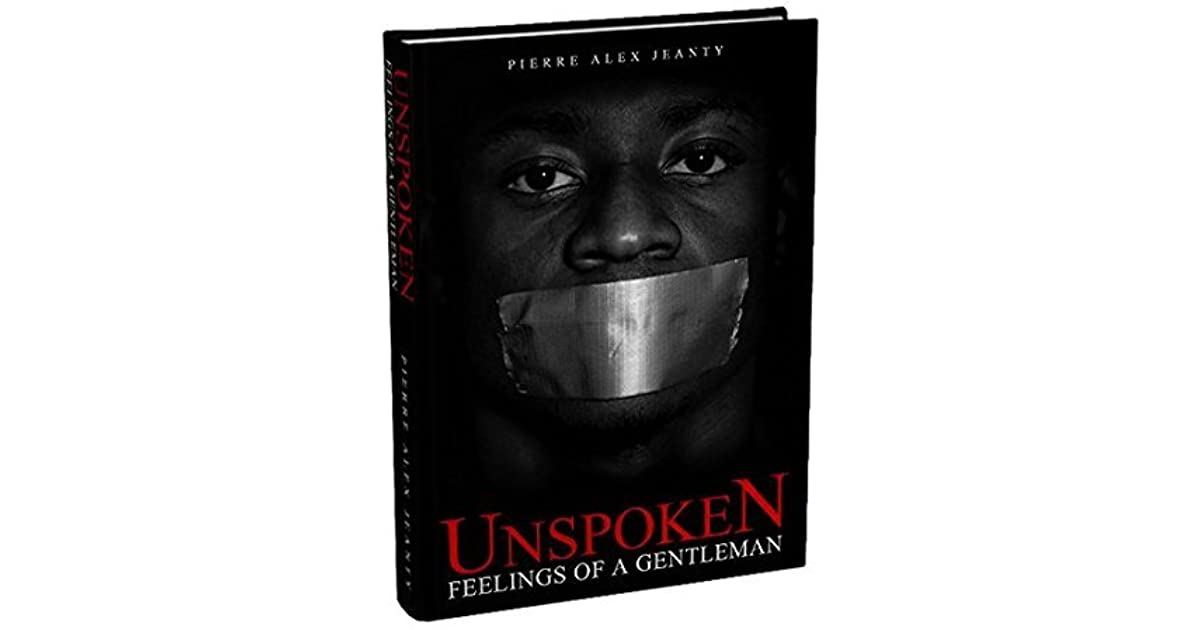Unspoken Feelings Of A Gentleman By Pierre Alex Jeanty