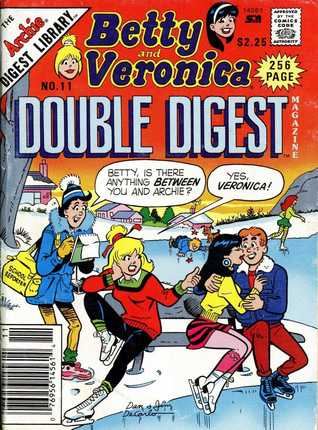 Betty and Veronica Double Digest # 11