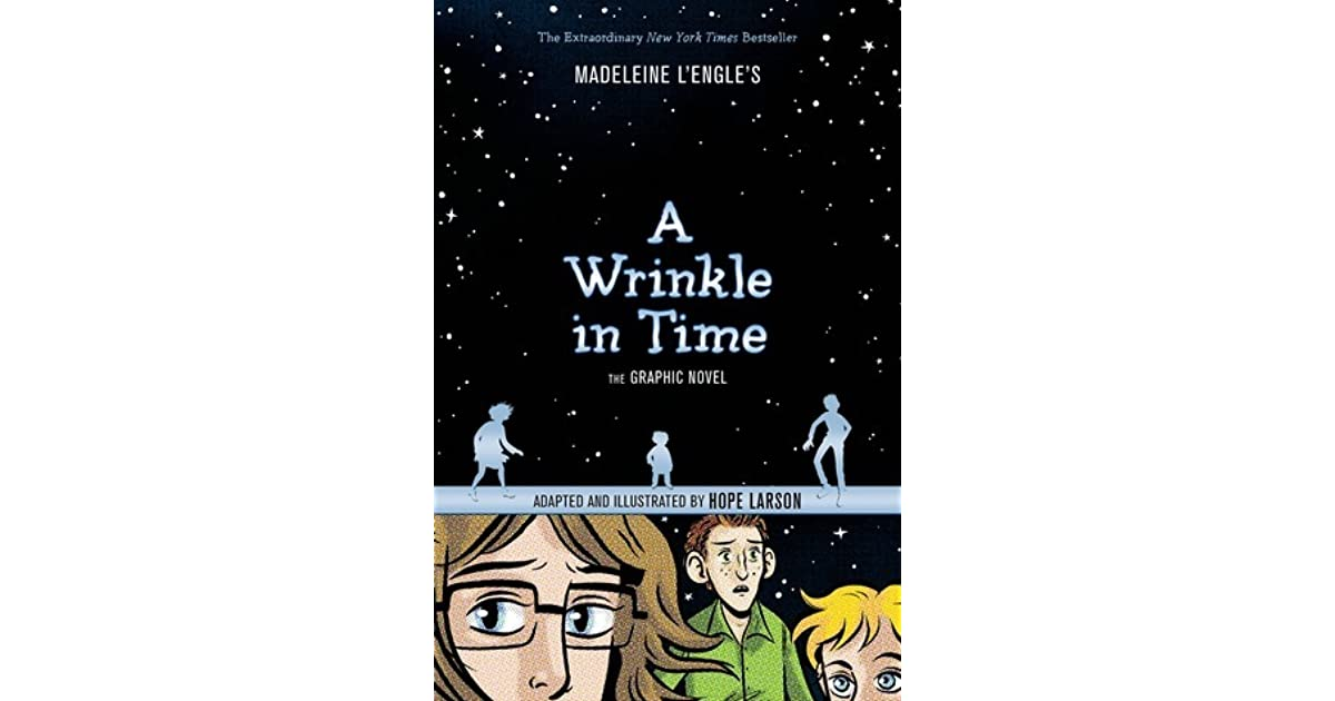 Quotes From A Wrinkle In Time: A Wrinkle In Time: The Graphic Novel By Hope Larson
